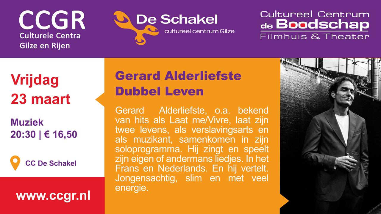 Gerard Alderliefste dubbelleven